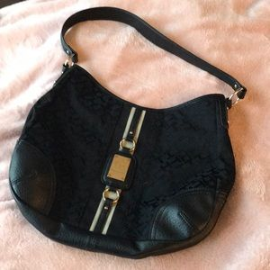 Black Tommy Hilfiger Purse